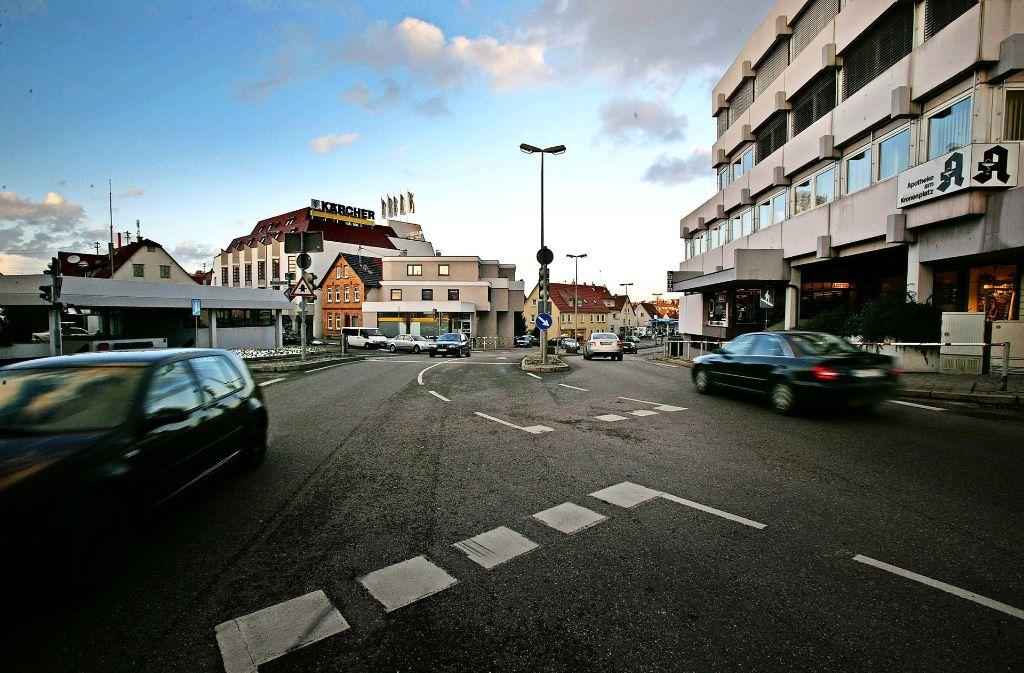 Der Kronenplatz soll wieder ein richtiger Platz werden. Foto: Stoppel/Archiv