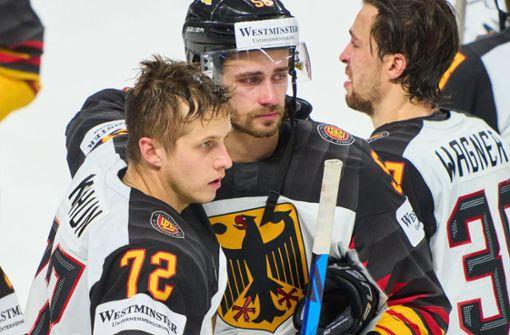 Das deutsche Team ist auf dem richtigen Weg