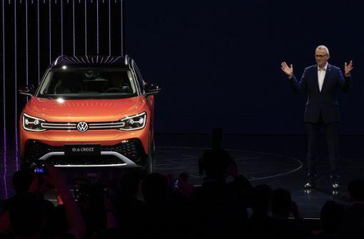 Deutsche Autobauer holen bei E-Autos auf