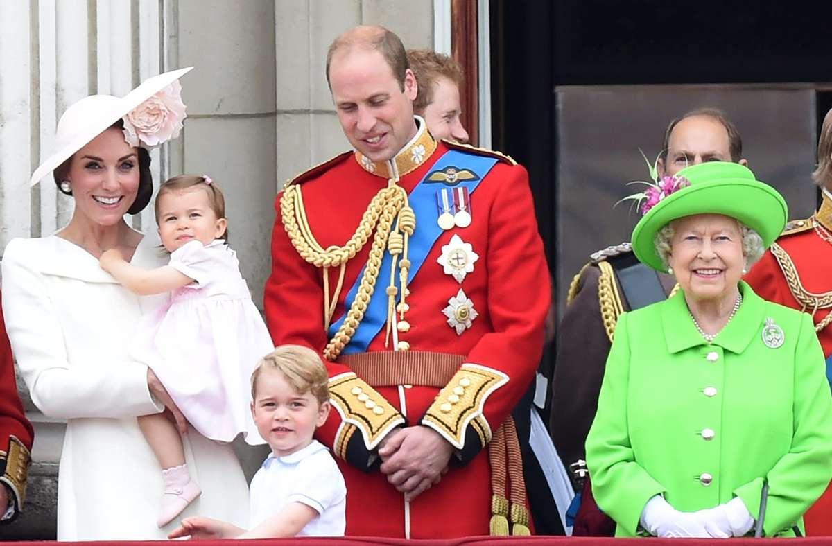 Auch Queen Elizabeth II. hat spezielle Sonderwünsche. Foto: dpa/Facundo Arrizabalaga