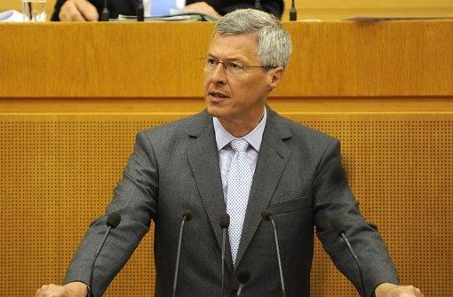 CDU nimmt Stickelberger in die Zange
