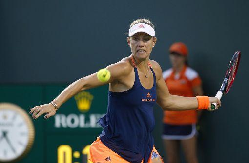 Kerber scheitert an Venus Williams