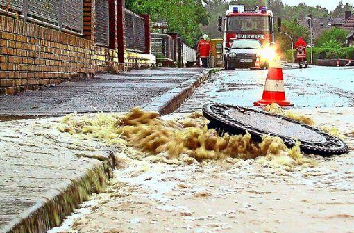 Wie man sich bei Hochwasser schützt
