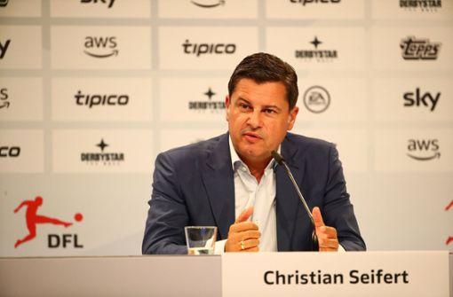 Geschäftsführer Christian Seifert verlässt DFL Mitte 2022