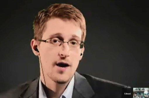 Wie man Edward Snowden eine E-Mail schickt