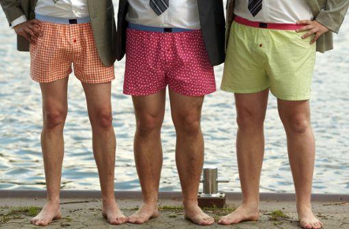 Boxershort-Träger haben mehr Spermien