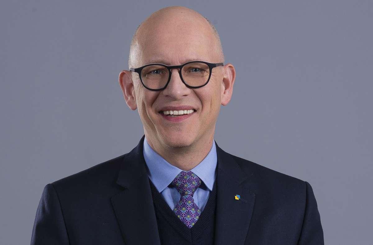 Der FDP-Stadtrat führt zwei Apotheken in Stuttgart: in Botnang und in Vaihingen. Matthias Oechsner ist Pharmazeut und Stadtrat der FDP. Foto: FDP