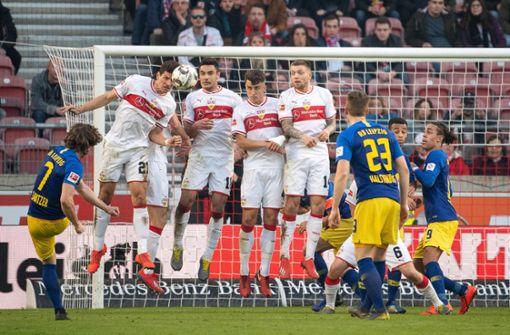Der VfB hat die löchrigste Abwehr in Europa