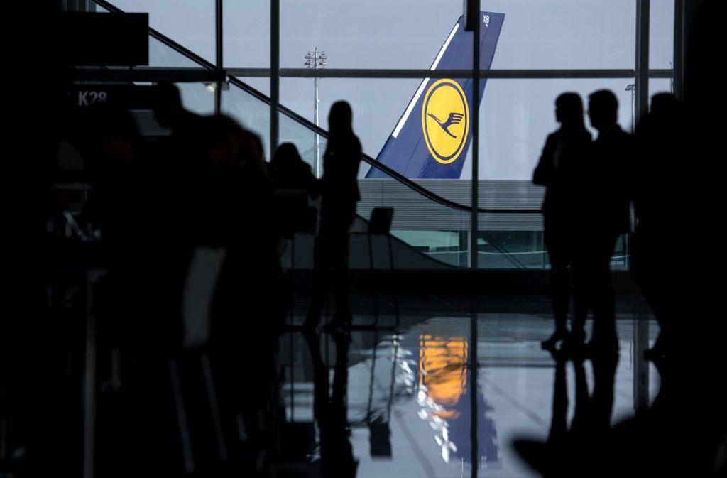 """Die deutsche Fluggesellschaft Lufthansa muss mit Steuergeld gerettet werden – für die Linke Grund genug, eine Fusion mit der Bahn zu einem """"Mobilitätskonzern"""" ins Spiel zu bringen. Foto: dpa/Sven Hoppe"""