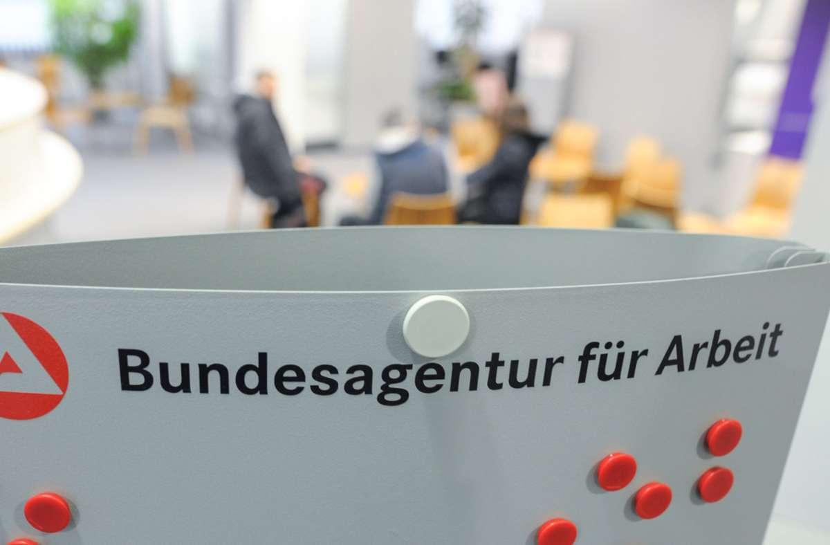 Zum Stichtag 11. Februar waren in Baden-Württemberg genau 279.935 Menschen arbeitslos gemeldet. Foto: dpa/Larissa Schwedes