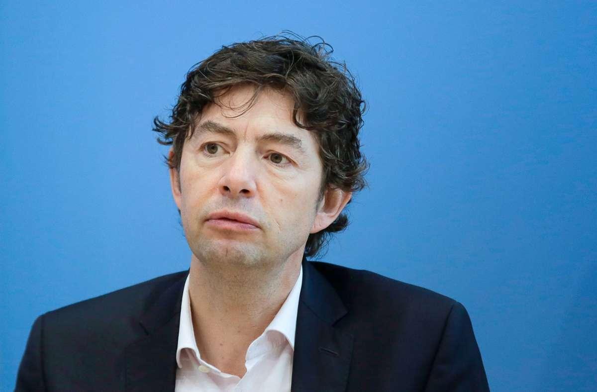 Christian Drosten hatte in der Vergangenheit wiederholt von massiven Anfeindungen und Morddrohungen gegen sich gesprochen. Foto: dpa/Markus Schreiber