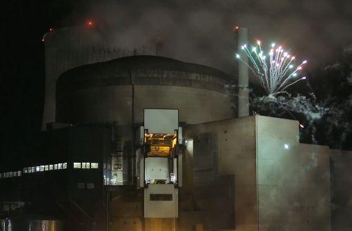 Frankreichs Atompolitik steht vor dem Bankrott