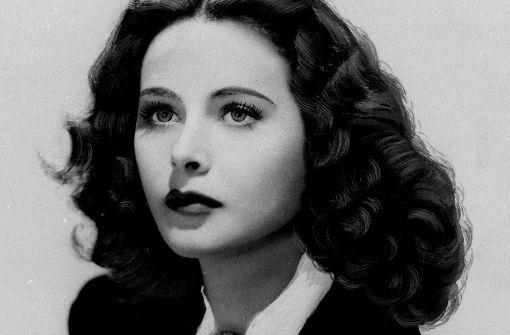 So schön wie intelligent: Hedy Lamarr diente dem Autor als Vorbild für seine Heldin Dalia Dresner. Foto: AP