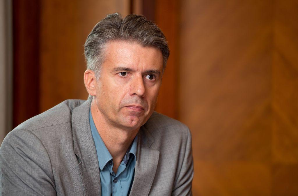 Marc Jongen hat maßgeblich am Programm der AfD mitgeschrieben. Foto: dpa