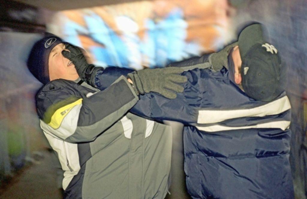 Die Gewalt auf Schulhöfen nimmt zu  – auch in den drei Ludwigsburger Innenstadtgymnasien. Foto: dpa