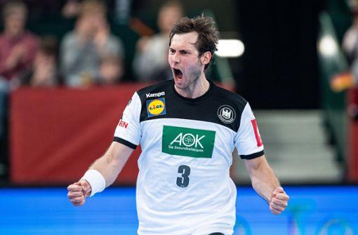 Deutsche Handballer qualifizieren sich für EM 2020