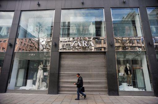 """""""Totale Verunsicherung"""" – Stuttgart macht  die Läden dicht"""
