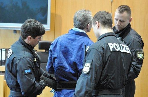 Polizistenmörder bekommt Maximalstrafe
