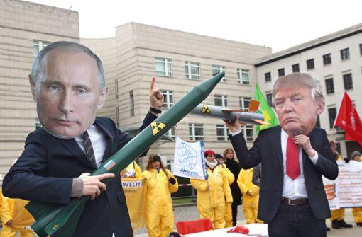 Russland steigt ebenfalls aus INF-Abrüstungsvertrag aus