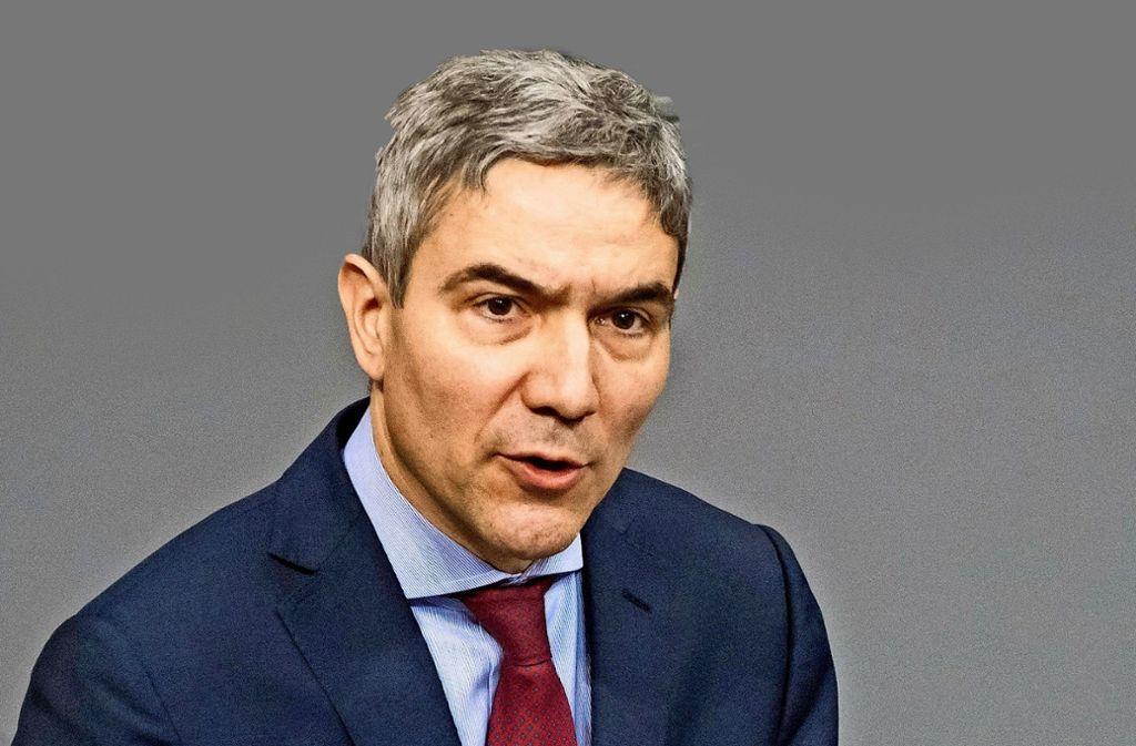 Der CDU-Innenpolitiker Stephan Harbarth gilt in Berlin als Mann der leisen Töne. Foto: dpa