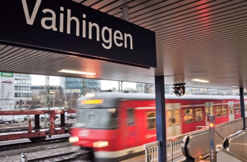 Auch ein Regionalbahnhof in Vaihingen gilt als Planungsalternative. Foto: Philip Weingand