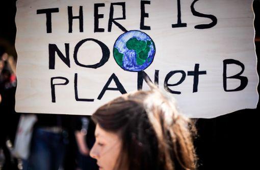 Tausende gehen bei Klima-Demos im Land auf die Straßen