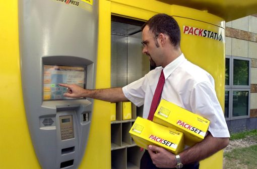 Neues Abhol-System bei DHL-Packstationen