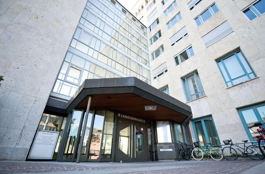 Das Stuttgarter Landgericht ist Schauplatz eines weiteren Osmanen-Prozesses. Foto: dpa