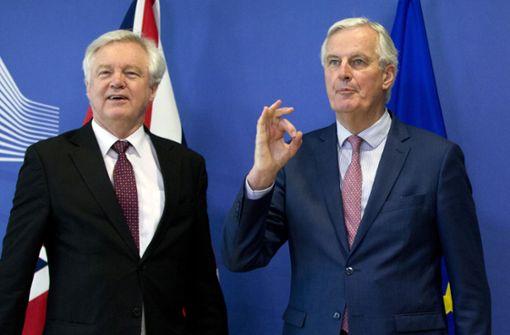 EU und London einigigen sich auf Übergangsphase