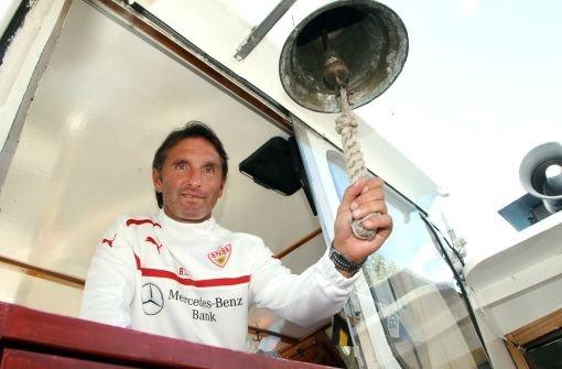 Am 12. Dezember 2010 hat Ex-Profi Bruno Labbadia das Kommando beim VfB Stuttgart übernommen - an jenem ... Foto: Pressefoto Baumann