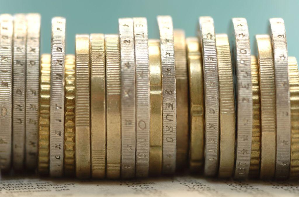 Für Sparer und Anleger bleibt die Lage  schwierig. Foto: www.mauritius-images.com