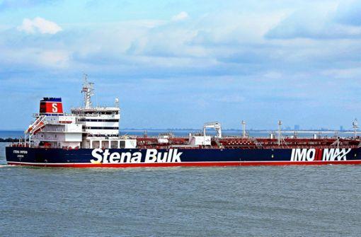 Tankerkrieg im Persischen Golf