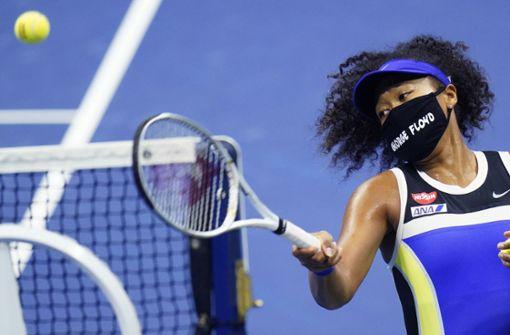 Naomi Osaka setzt deutliches Zeichen gegen Rassismus
