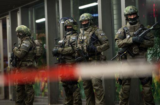 Top: Angst vor Terror