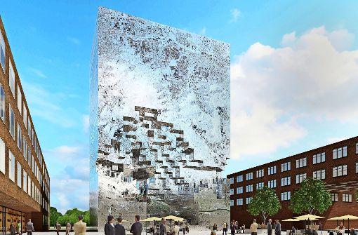 """Ein """"Crystal Rock"""" für die Neue Weststadt"""