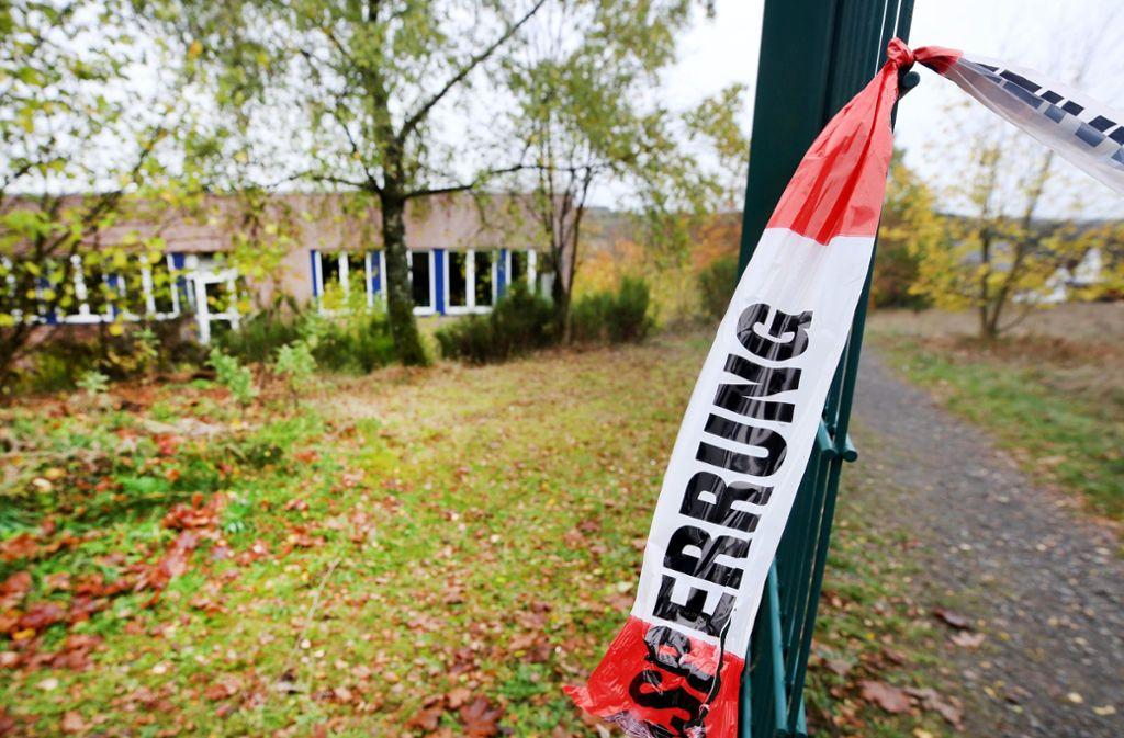 In der Kleinstadt Wenden erwürgte der 14-Jährigen seinen Mitschüler. Foto: dpa