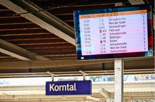 Informationen für Busfahrgäste auf einen Blick