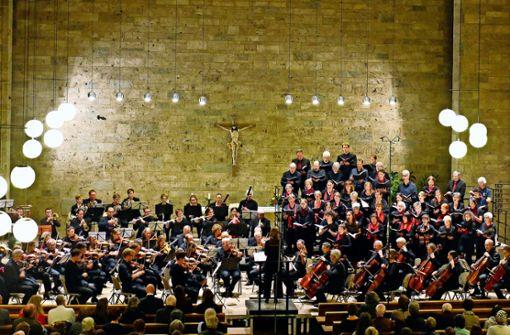 Der Paulus-Chor und das Paulus-Orchester sind am 17. November in der Pauluskirche.