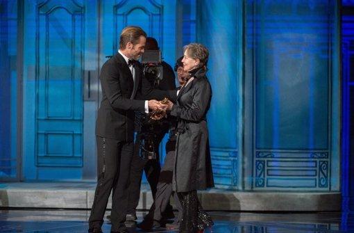 Oscar-Jubel auch in Deutschland