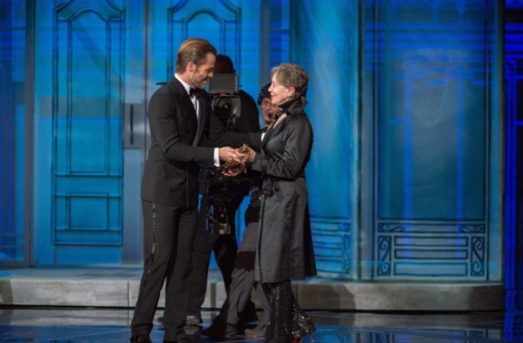 The Grand Budapest Hotel räumt bei den Oscars ab. Foto: AMPAS