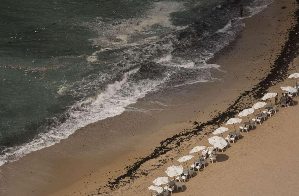 Elf Menschen kamen bei dem Rettungsversuch ums Leben. Foto: AP/Maya Alleruzzo