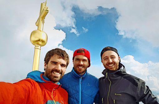 Esslinger gründen Bergwanderschule