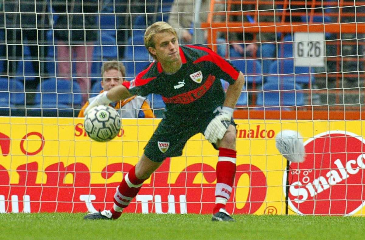 Timo Hildebrand hält noch immer den Rekord für die längste Zeit ohne Gegentor in der Fußball-Bundesliga. Foto: imago images/Rust