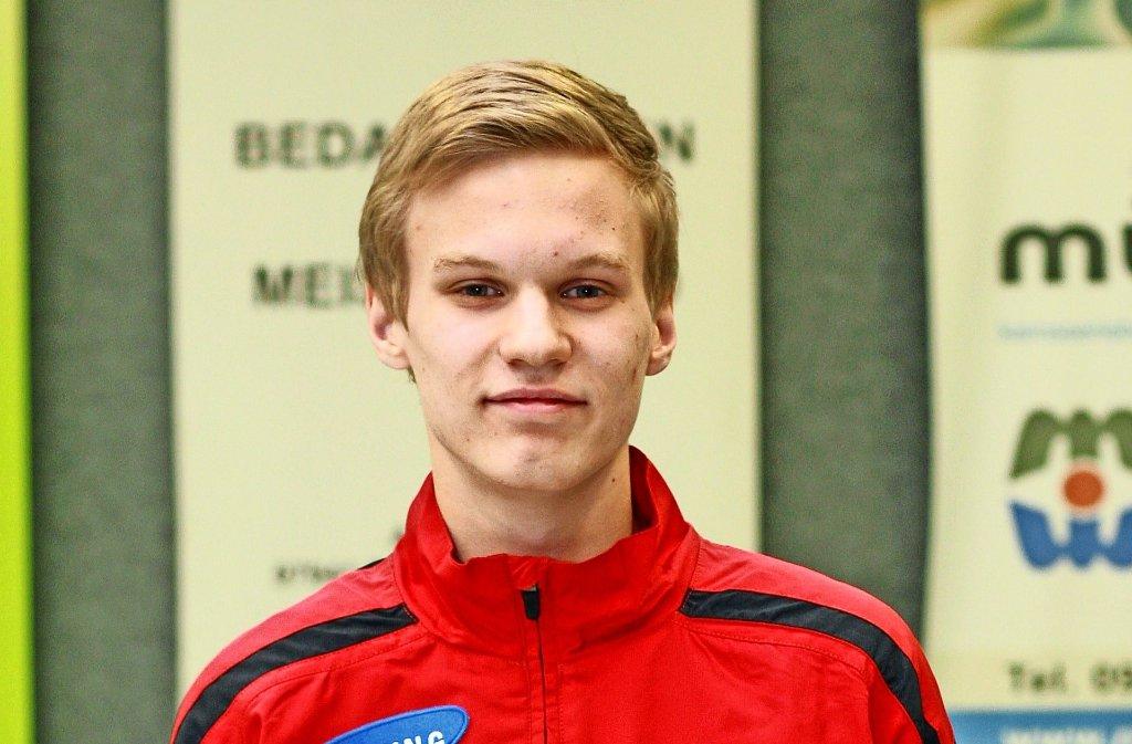 Der Ditzinger Samuel  Unterhauser   ist beim Weltcup mit dem Team  erfolgreich. Foto: red