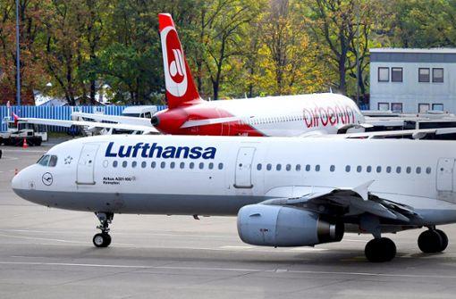 Lufthansa Direktflüge Zwischen Berlin Und New York Sind Gestrichen