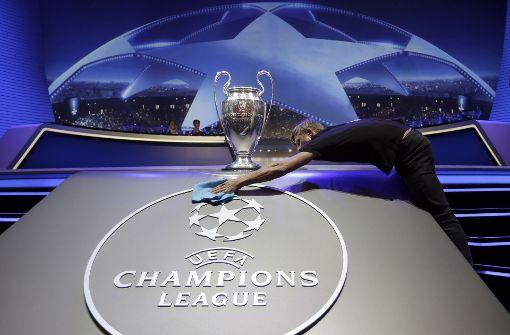 Auf diese Gegner trifft der BVB in der Champions League