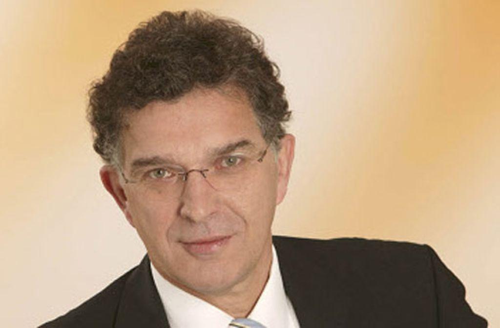 CDU-Landtagsabgeordneter Reinhard Löffler Foto: StZ