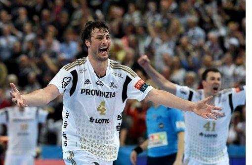 THW Kiel zieht ins Viertelfinale