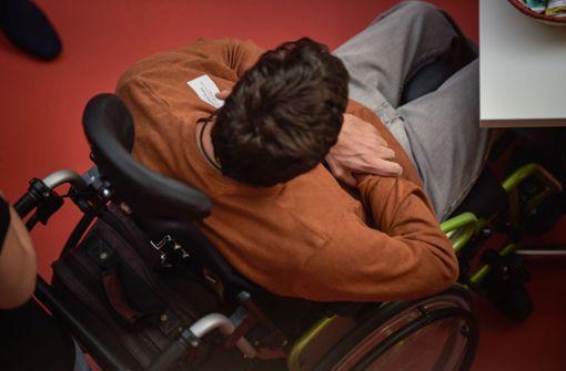 Ein Leben im Rollstuhl