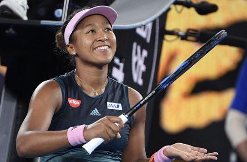 Osaka und Kvitova stehen im Australian-Open-Endspiel
